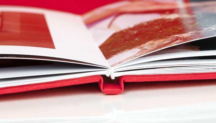 Bindungsarten für ein Fotobuch im Detail