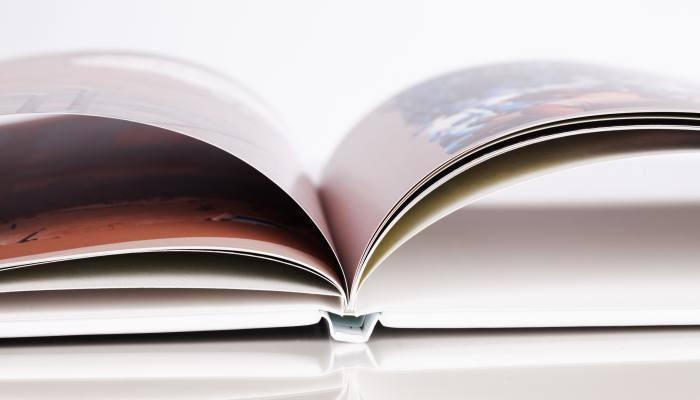 Papiervarianten bei Fotobüchern