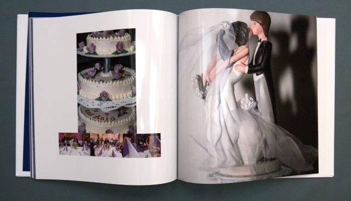 Das Hochzeitsfotobuch (Teil 1) -  Die Ausstattung
