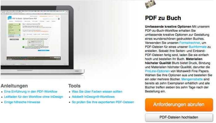Fotobuch-Profi Teil 2: Fotobuch per PDF erstellen: So geht es