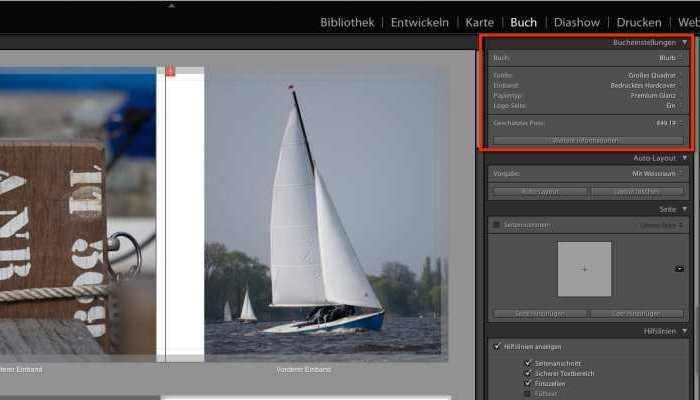 Fotobuch-Profi Teil 6: Fotobuch mit Lightroom: Überblick und Tutorial