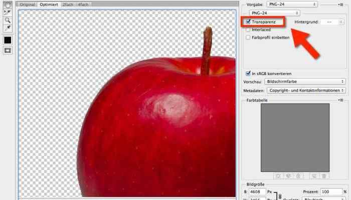 Objekte freistellen - Verzierungen für Fotobücher