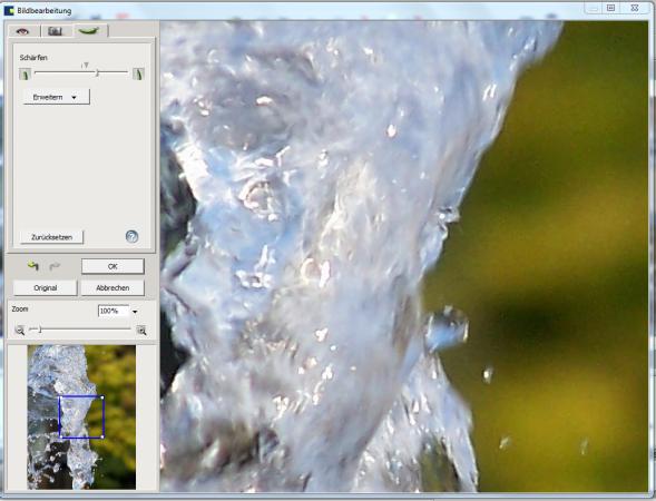 Bildbearbeitung Pixelspeed
