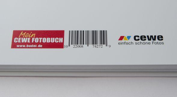 Fotobuch Logobeispiel