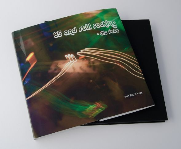 Schutzumschlag für Fotobücher