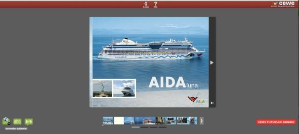 Aida Fotobuch Buchergebnis Cover