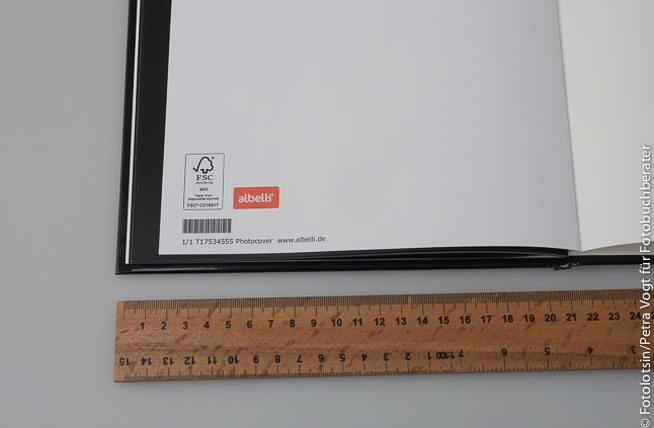 Albelli Logodruck