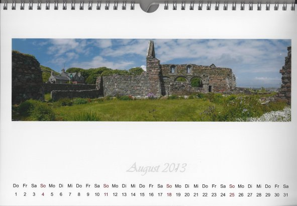 Aldi Fotokalender Druckergebnis