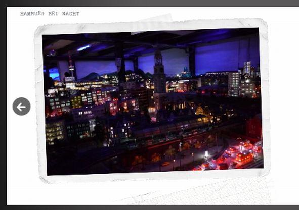 Fotobuch Ergebnis digitale Vorlage