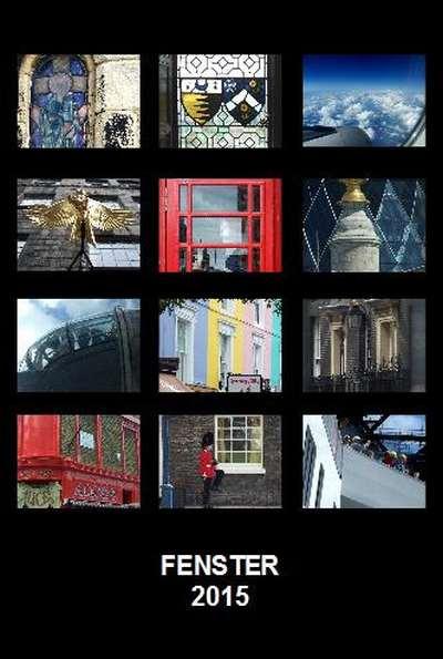 Digitale Vorlage Deckblatt Rossmann Fotokalender