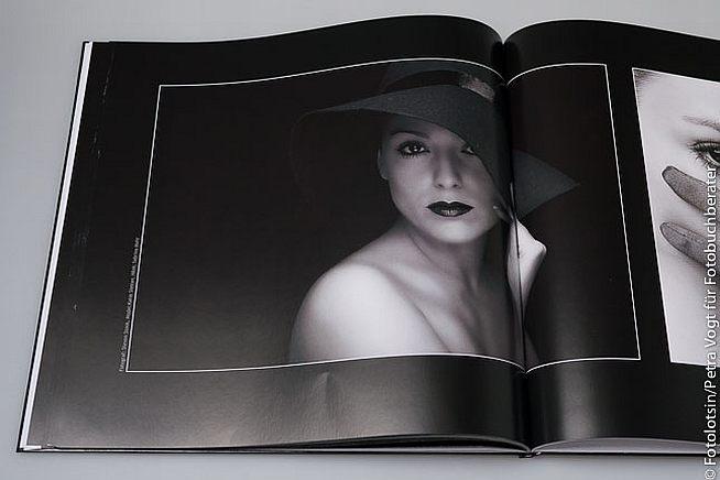 DigitalfotoVersand Fotobuch schwarz weiss Ergebnis