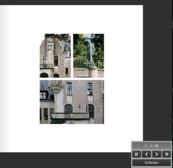 Digitale Vorlage Printeria Fotobuch