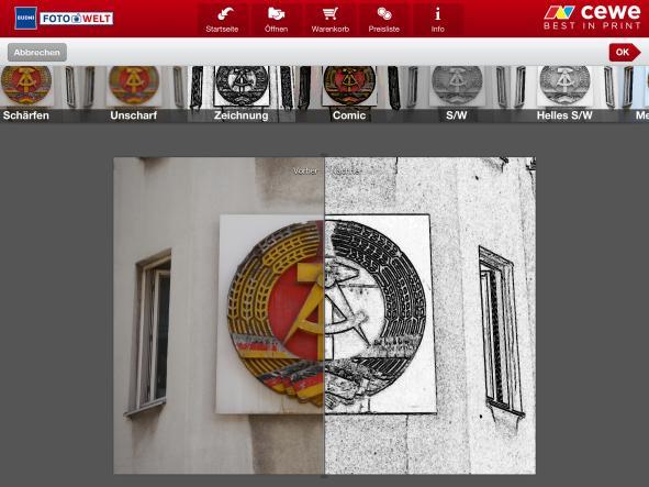 Fotobuch App CEWE