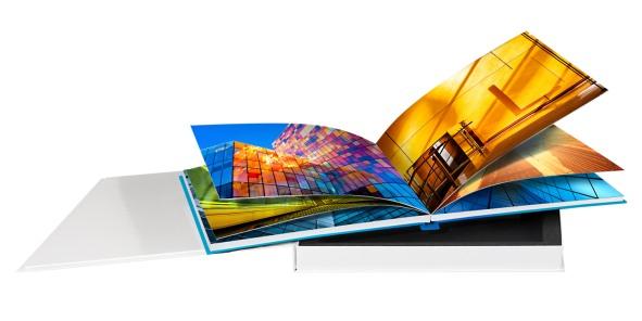 Saal Geschenkbox Fotobuch