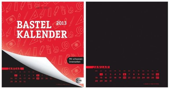 Heye Bastelkalender