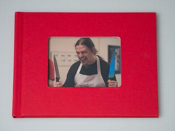 Last Minute Fotobuch Buchergebnis