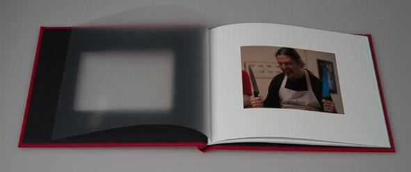 Ergebnis Druck Kodak Fotobuch