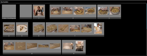 Last Minute Fotobuch Kodak Seitenzuordnung