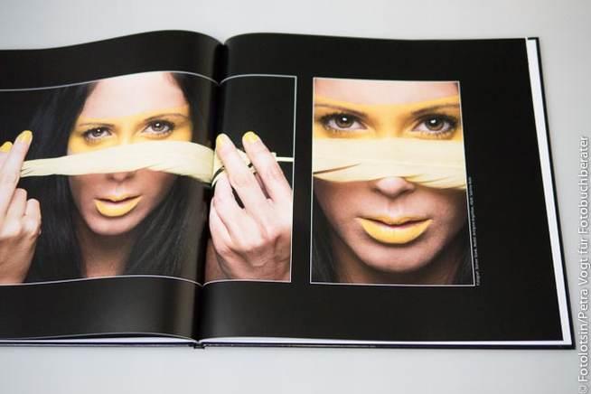 Lidl Fotobuch Testergebnis