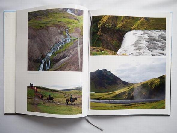 Fotobuch PhotoDose Buchergebnis Innenseiten