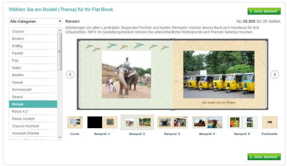Photobox Online Editor