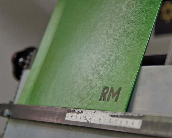 Fotobuch selber drucken Einband