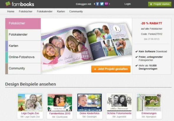 Startseite Fambooks