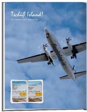 Urlaub Spannungsbogen Fotobuch
