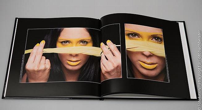Vistaprint Testbestellung Fotobuch
