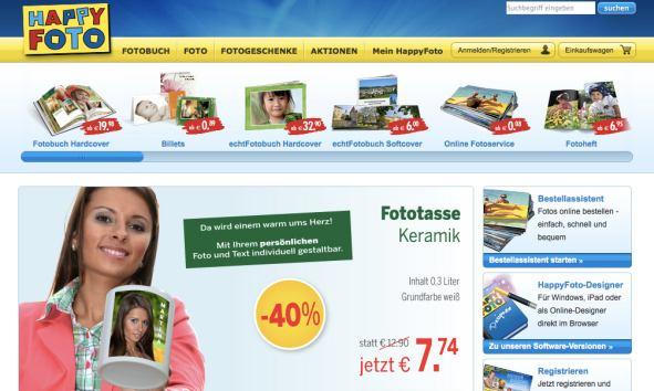 Website happyfoto