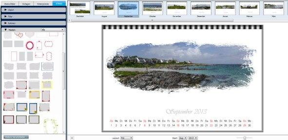 fotokalender software