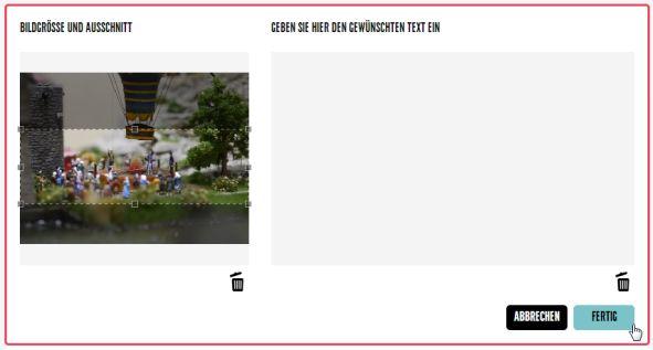 deutsche Post Bildbearbeitung