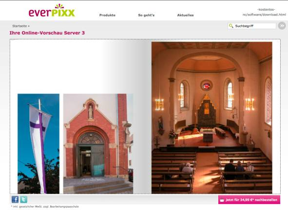 everpixx Online Vorschau
