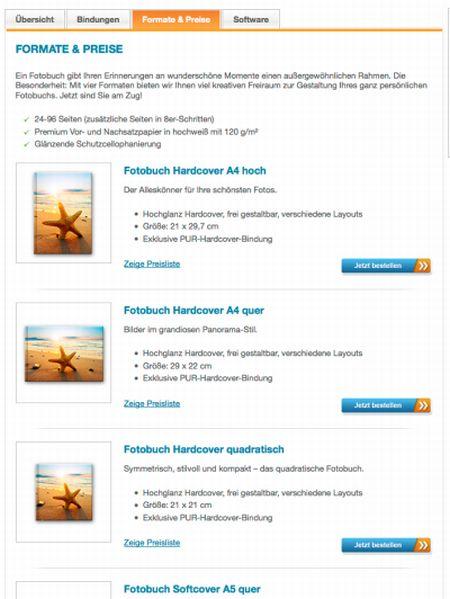 fotopuzzle Fotobuchprodukte
