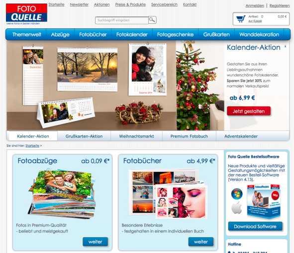 fotoquelle homepage
