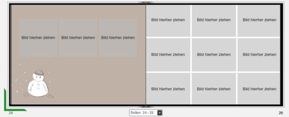 jahrbuch vorlage photobox
