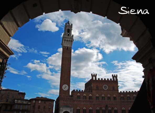 Urlaubsfotobuch Startseite Siena