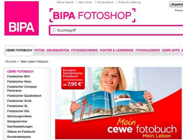 Österreich CEWE Fotobuch