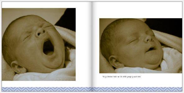 photographerbook digitale Vorlage
