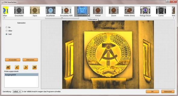 Pixelnet Fotobuch Bildbearbeitungseditor