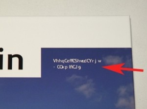 Pixelnet Fotobuch Ergebnis Schriftproblem