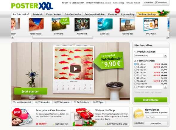 posterxxl homepage