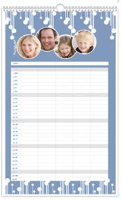 Foto Familienkalender von everpixx